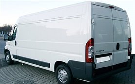 Loading space » 2007 Citroen Jumper Cargo
