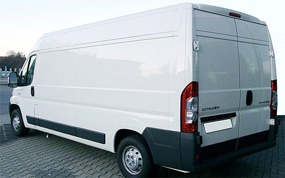 Ladeflache » 2010 Citroen Jumper Cargo