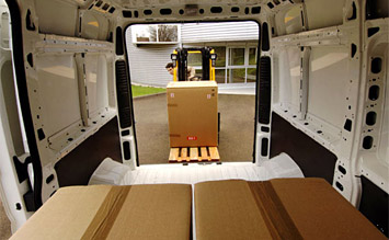 Loading space » 2010 Citroen Jumper Cargo