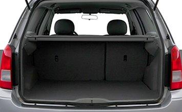 Багажное отделение » 2005 Форд Фокус Универсал