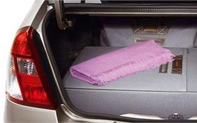 Luggage compartment » 2005 Renault Symbol