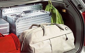 Luggage compartment » 2006 Chevrolet Lacetti SW