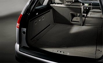 Luggage compartment » 2006 Opel Vectra Wagon