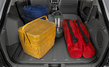 Luggage compartment » 2007 Dodge Caliber