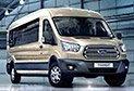 Minibus rental