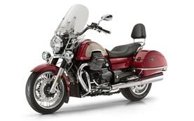 Moto Guzzi California 1400 Touring - наем на мотори в Милано