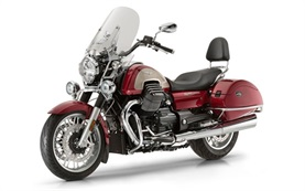 Moto Guzzi California 1400 Touring - rent a motorbike in Rome