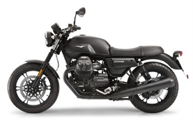 Moto Guzzi V7 - alquilar una motocicleta en Italia