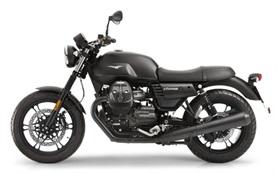 Moto Guzzi V7 мотоциклов напрокат Италии
