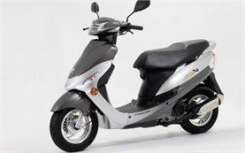 Peugeot V-clic 50cc - rent a scooter in Sofia, Bulgaria