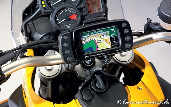 2011 BMW F800 GS - прокат мотоцикла Румыния