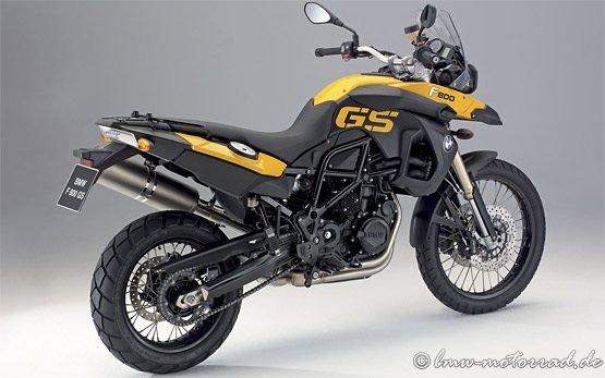 2011 BMW F800 GS аренда мотоциклов Клуж