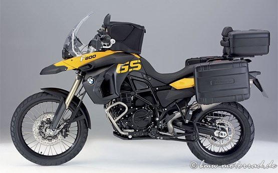 2011 BMW F800 GS - мотоцикл напрокат в Клуж-Напока