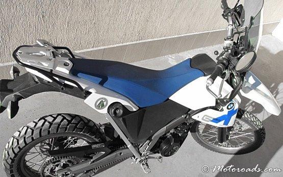 BMW Xchallenge motorcycle hire