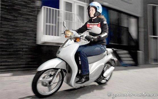 Скутер Yamaha Why 50cc в аренда