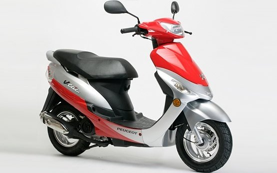Side view - Peugeot V-clic 50cc