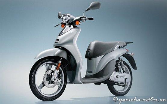 Yamaha Why 50cc - скутеров напрокат