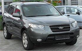 2010 Hyundai Santa Fe 4WD Automatic
