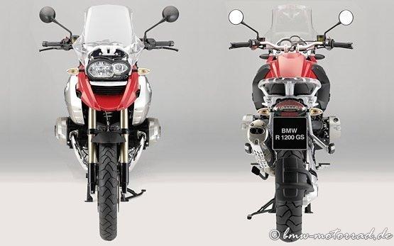 БМВ R 1200 GS - прокат мотоцикла