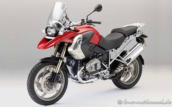 БМВ R 1200 GS - аренда мотоциклов