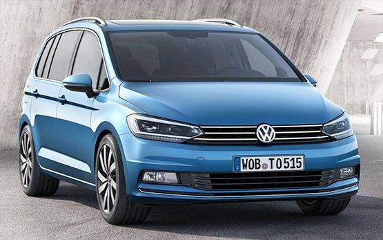 2015 VW Touran