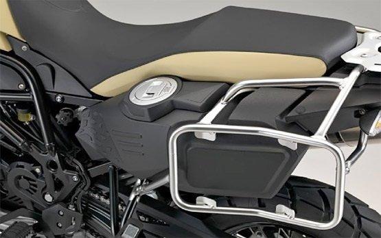 BMW F800 GS - Motorradvermietung Alicante