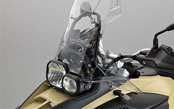 BMW F800 GS - Motorrad mieten Spanien