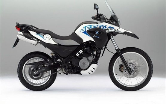 2014 BMW G 650 GS SERTAO ABS - motorbike rental in Crete