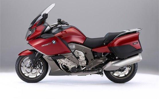 BMW K 1600 GT / GTL - alquilar una motocicleta en Barcelona
