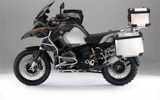2014 BMW R 1200 GS Adventure - Motorradvermietung in Lissabon