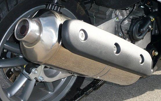 Пьяджо МР3 500 - прокат скутера во Франции