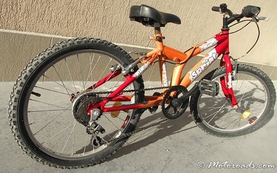 2013 Sprint Junior - alquilar una bici