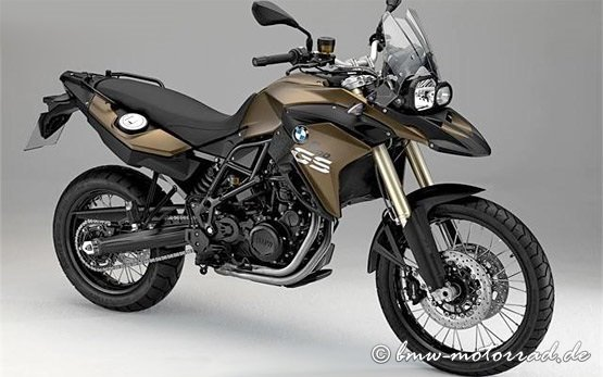 2014 BMW F800 GS - bike hire Sardinia Cagliari