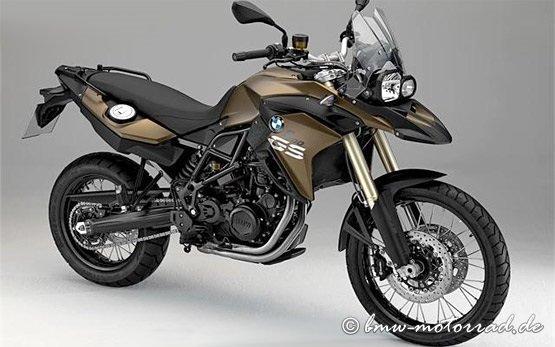 2014 BMW F800 GS - мотопрокат
