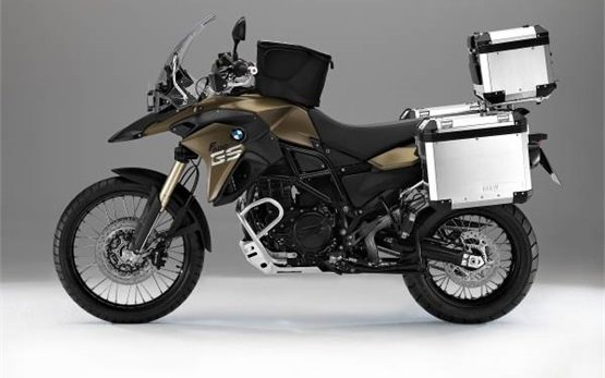 2014 BMW F800 GS rent a motorcycle in Sardinia