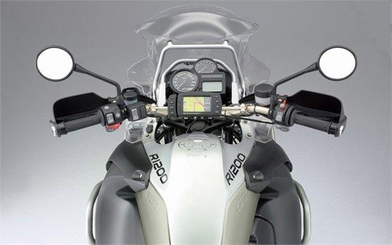 БМВ R 1200 GS - прокат мотоциклов в Хорватии