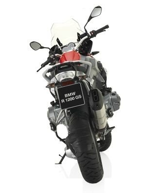2014 BMW R 1200 GS ADV - motorcycle rental in France