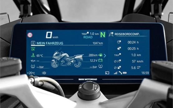 2014 БМВ R 1200 RT - прокат мотоциклов во Франции