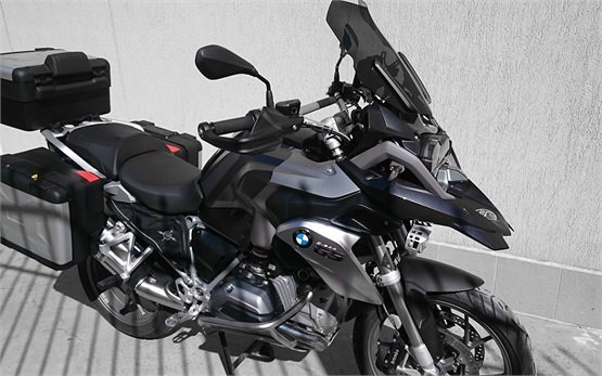 2015 BMW R 1200 GS - rent a motorbike in Varna