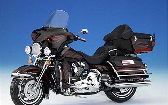 2015 Harley-Davidson Electra Glide Ultra Limited - Motorradvermietung in Croatia, Zagreb