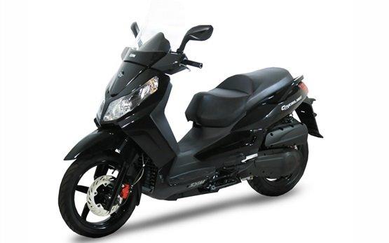 СИМ Ситиком 300i - аренда скутера в Карпатос