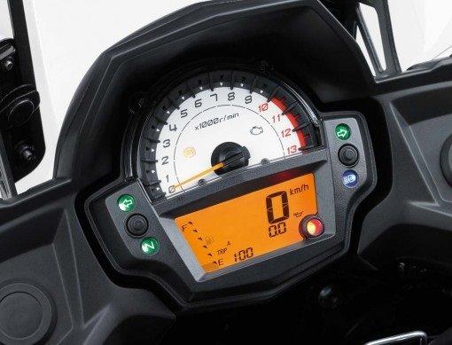 Kawasaki Versys 650 - прокат мотоцикла Словения