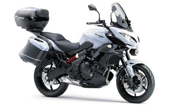 Kawasaki Versys 650 - мотоциклов напрокат Любляна