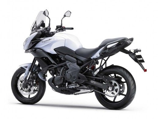Kawasaki Versys 650 - аренда мотоциклов Любляна