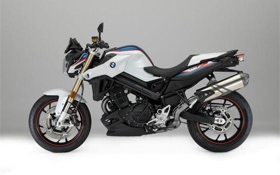 BMW F800 R мотоцикл напрокат Кан