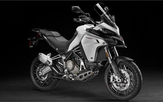 Ducati Multistrada 1200 Enduro - hire motorbike Barcelona