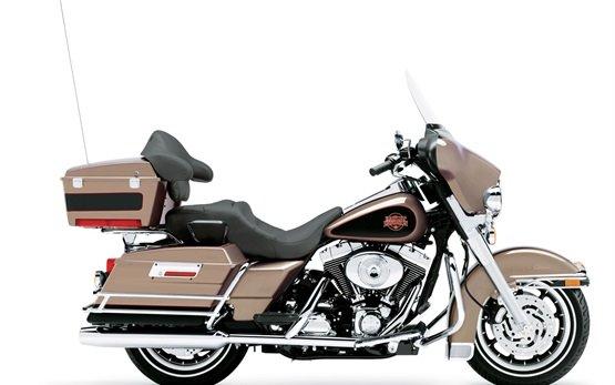 Харлей-Дэвидсон Электра Глайд - прокат мотоциклов - Хорватия Загреб