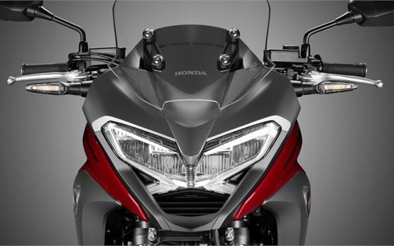Honda VFR 800 X - bike hire in Malaga