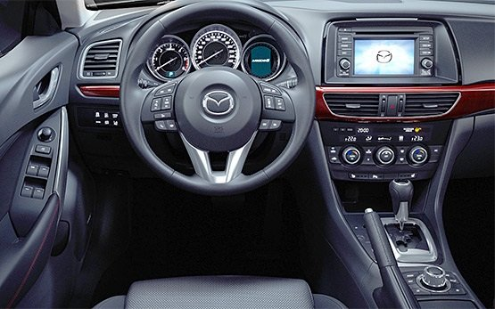 Interior » 2015 Mazda 6 Sedan Auto