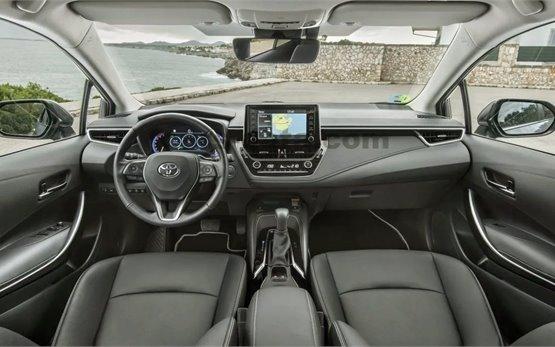 Interior » 2018 Toyota Corolla 1.6i